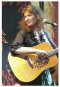 Image of Folk Singer-Guitarist Lisa Phenix and Friends