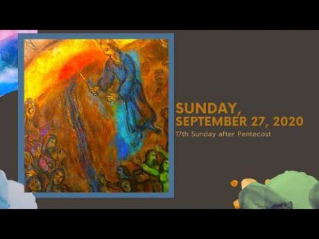 September 27 Worship Service