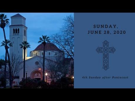June 28, 2020 Service