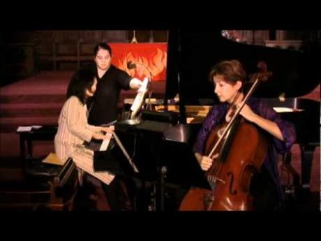 Brahms Sonata for Piano and Cello in F Major, Op. 99 (Adagio affettuoso)