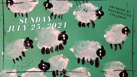 Sunday, July 25, 2021