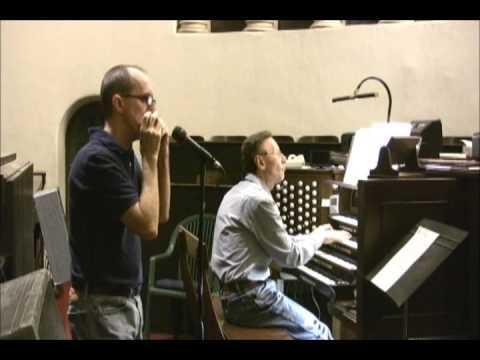 Ave Maria (Bach-Gounod) Harmnonica and Pipe Organ