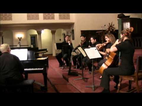 Sergei Prokofiev's Overture on Hebrew Themes