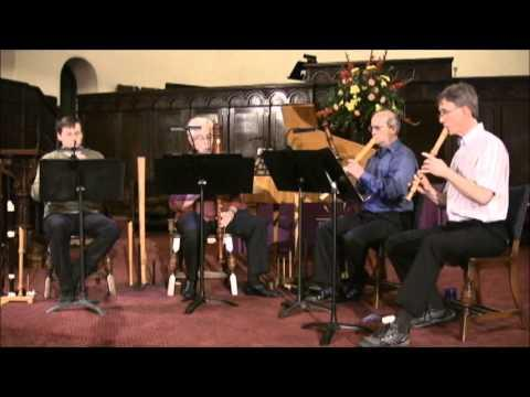 """Bourrees I and II from """"French Sweets"""" by composer Glen Shannon"""