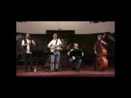 The Freilachmakers Klezmer String Band Play Hava Nagila