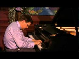 "John David Thomsen plays Ravel's ""Ondine"" (Water Fairy)"